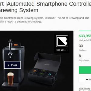 【海外】家にあったらすっげぇ便利 酒税法完全無視のクラフトビールマシン第二弾