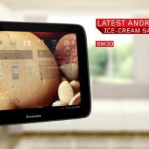 Lenovo、9.7インチ・Android 4.0搭載「IdeaTab S2109」の紹介動画を公開