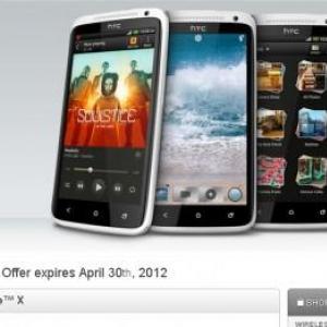 カナダRogers、LTE対応版「HTC One X」の予約受付を開始