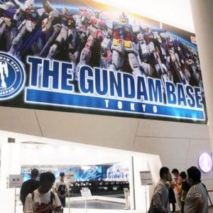 国内初の「ガンプラ」総合施設『THE GUNDAM BASE TOKYO』がお台場にオープン 内覧会に行ってきたぞ!