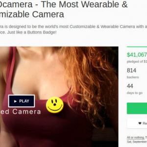 """弁当6個分価格の缶バッジカメラ! アナタもジャーナリストになれる""""高性能超小型ビデオカメラ""""3選"""
