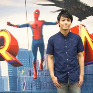 『スパイダーマン:ホームカミング』声優・榎木淳弥さんインタビュー「高校時代はピーターの様な青春はありませんでした(笑)」