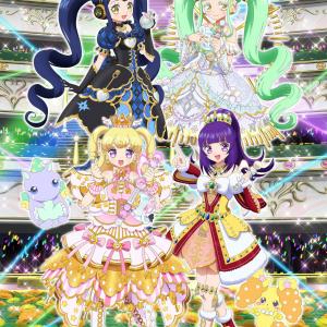 【プリパラ】『アイドルタイムプリパラ』に新キャラ2人登場! ゲームは初音ミクとのコラボ決定!