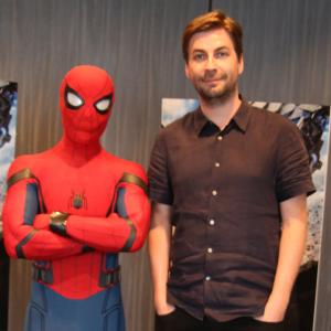 【動画】『スパイダーマン:ホームカミング』ジョン監督に新スパイダーマンスーツを解説してもらったよ!