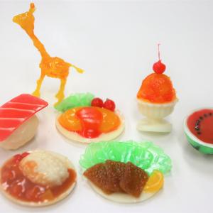 【かけ込み自由研究】食品サンプルや動物も!3Dペンで立体的なミニサンプルを作ってみたよ![動画]