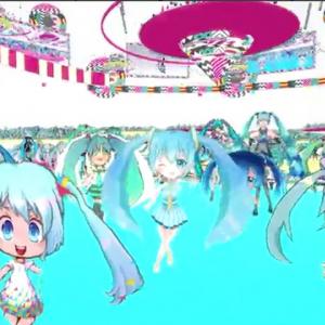 八王子P作詞・作曲「創造テレパシー feat.初音ミク」に合わせてダンス! Adobe『MIKU DANCING FES.』動画公開
