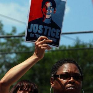 黒人少年は射殺された
