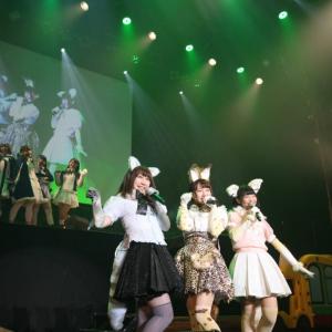【けもフレ通信】かばんちゃん役の内田彩さんも登場! 初の「けものフレンズLIVE」は大盛況!!