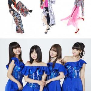 『Perfume』と『9nine』がゲスト出演!奇跡の西脇姉妹共演イベント「Perfume×9nineの9ジラジNIGHT」が開催決定!