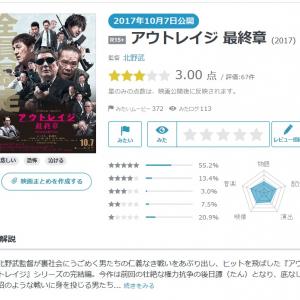 【Yahoo!映画ユーザーが選ぶ】今週末みたい映画ランキング(10月5日付)見ごたえある邦画が続々公開