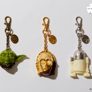 ヨーダ・C-3PO・R2-D2がチョコレートに! 「Q-pot.」が手がけるスター・ウォーズの新鮮可愛いアイテム