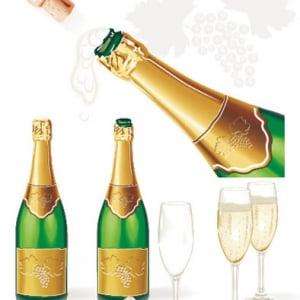 コルク栓の高級ワインを美味しく感じるのは「ポン!」という音によるプラシーボだった?