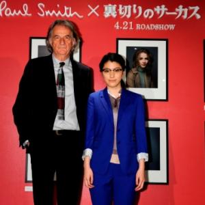 ポール・スミスが成海璃子にスパイ指南 映画『裏切りのサーカス』