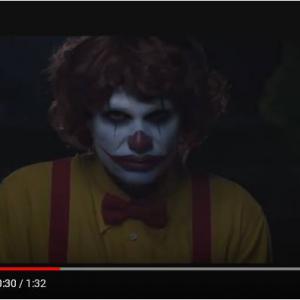 バーガーキングがハロウィンとペニーワイズに乗っかった『#ScaryClownNight』というキャンペーンを発表 マックをおちょくるプロモーション動画も公開