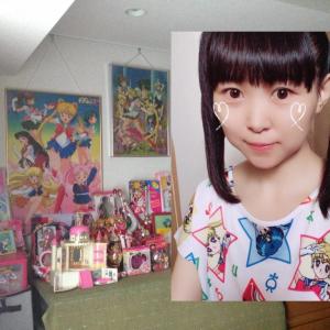 美少女戦士セーラームーンに3000万!元アイドルのコレクションが凄い!