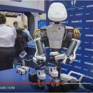 『HANNOVER MESSE 2017(ハノーバーメッセ 2017)』で展示された最新の産業用ロボット達