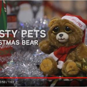 チャッキーかよ! 可愛い表情から一転怖い表情に激変するヤバイぬいぐるみ『Feisty Pets(フェイスティペット)』