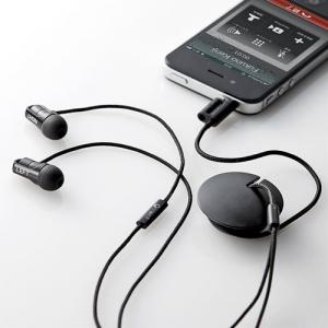 『iPhone』を4人で聴ける! リモコン&マイク機能付きステレオイヤホン