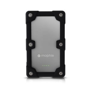 アウトドアでも安心! 急速充電可能な大容量バッテリー『Mophie Juice Pack Powerstation PRO』