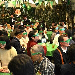 【格安スマホ・格安SIM】緑サングラスにマグロに宝箱!? mineo長期利用特典のパーティーに感謝のサプライズが続出[PR]