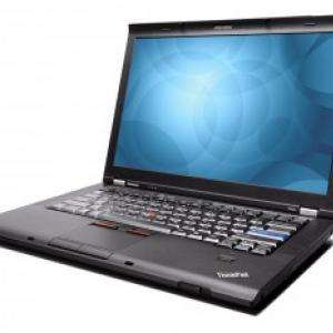 21.1mmの薄型、ハイスペックノートPC『ThinkPad T400s』