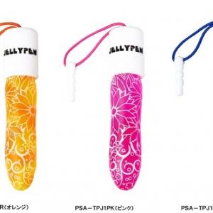 ぷにぷに癒し系 新感覚のスマホ&タブレットPC用タッチペン『JellyPen』