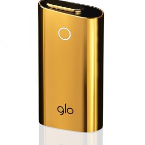 『neostiks』4フレーバーの全国展開も! 黄金色がまぶしい加熱式タバコ『glo』プレミアム・コレクション『Au』限定発売
