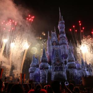 VIP気分の専用エリアで花火を堪能できちゃう<デザート・パーティー>をフロリダで体験してみた:海外ディズニー通信