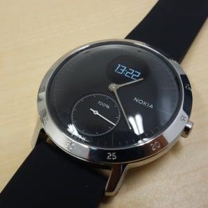 Nokiaのアナログ腕時計型活動量計『Steel HR』レビュー アナログとスマートのいいとこ取りになった高機能モデル