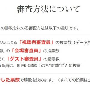 昨年の結果に不満続出『NHK紅白』今年の審査方法は? すべての票数が1票扱いに変更!