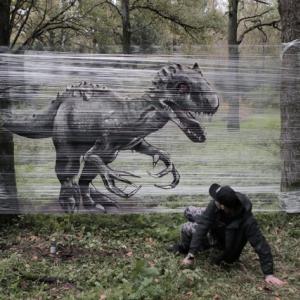 """場所を問わずにグラフィティを描く""""セログラフィティ(cellograffiti)"""" 必要なのはラップとスプレーとセンスだけ"""