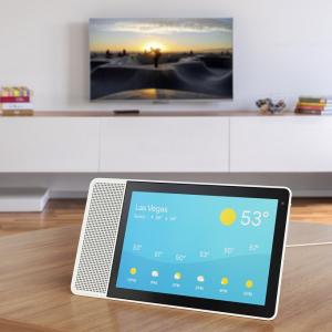 「OK Google」で使えるスマートディスプレイ レノボが8インチと10インチの『Lenovo Smart Display』を発表