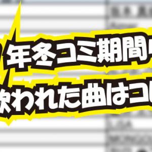 2017年冬コミ開催中に秋葉原で最も歌われたカラオケ曲TOP30が判明! Fate関連曲強すぎ!!