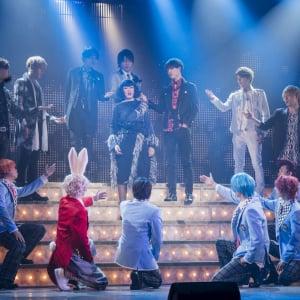 [動画]美しき歌劇団も登場!舞台『私のホストちゃん REBORN~絶唱!大阪ミナミ編~』レポート
