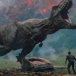 『ジュラシック・ワールド/炎の王国』最新予告解禁! 前作をしのぐ新種恐竜の誕生か!?
