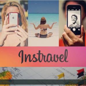 フォトジェニックな動画『Instravel』 旅行者がSNSに投稿した写真をつなげたらこうなった