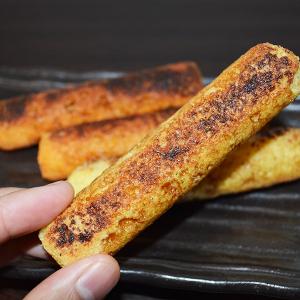 醤油を塗って焼くだけ『焼きうまい棒』が感動のウマさ! 焦がし醤油の香ばしさがあまりにも絶品