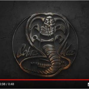 映画『ベスト・キッド』続編の『Cobra Kai(コブラ会)』予告編公開