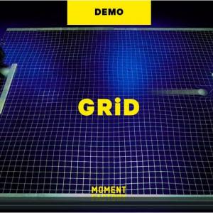 「現実世界で楽しめるソーシャルゲーム」がテーマの『GRiD』は現代に蘇った『ポン(PONG)』