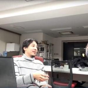 週刊ひげおやじ #51:ダイエットするんだからもう許してあげて! ひげおやじとひろゆきの雑談アーカイブ