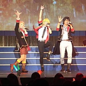 [動画]グループの枠を越えたシャッフルユニットも!『アイ★チュウ ザ・ステージ2018』レポ