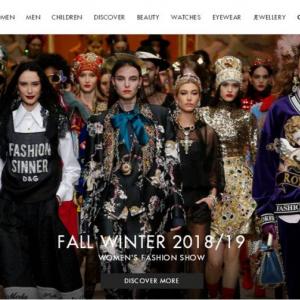 最新のファッションとテクノロジーが融合 ドルチェ&ガッバーナが仕掛けたファッションショー×ドローン