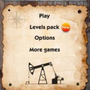 【日曜版】パイプを通せ!『Oil Tycoon』【iPhone】