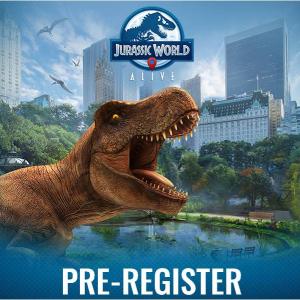 『Jurassic World Alive』が発表と同時に事前登録開始 『ポケモンGO』のフォロワーがまた登場