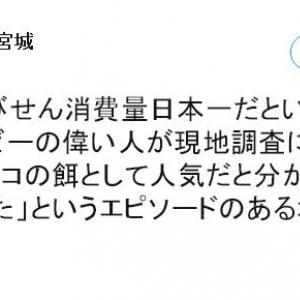 「かっぱえびせん消費量日本一のワケはカモメとウミネコの餌」というツイートが話題に カルビー広報「弊社では把握しておりません」