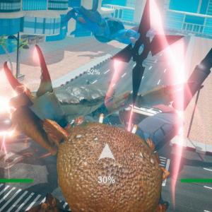 さかなクンが大喜びしそう 『カニノケンカ(Fight Crab)』とか海産物(シーフード)に特化したゲーム開発者のお話