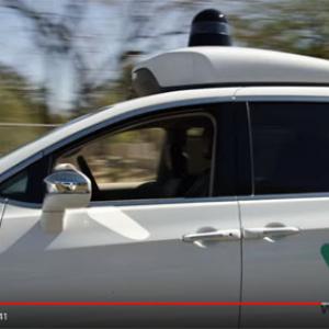 動画:車に話しかける人もいた自動運転車の試乗イベント 人はどこまでAIを信じられるか?