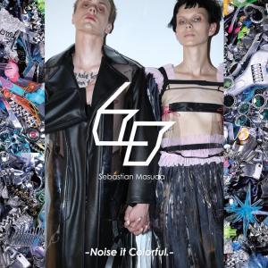 テーマは「Noise it Colorful.」 増田セバスチャン新ブランド『6-D Sebastian Masuda』が近未来的