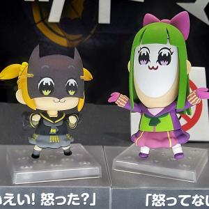 ポプ子とピピ美がバットマンとジョーカーに!『ポプテピピック』×『ニンジャバットマン』AJ2018でコラボ