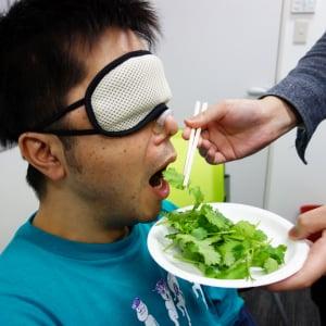 鼻づまり状態だと「パクチーと水菜」「くさやとアジ」の区別がつかないってホント!? 検査キットで検証してみた